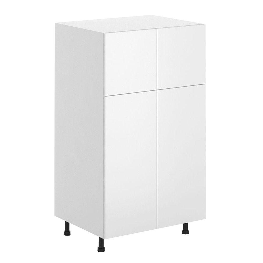 Alexandria Ready to Assemble 30 x 49 x 24.5 in. Pantry/Utility