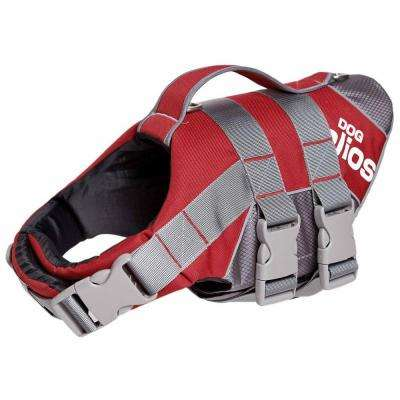 Splash-Explore Outer Performance 3M Reflective and Adjustable Buoyant Dog Harness and Life Jacket