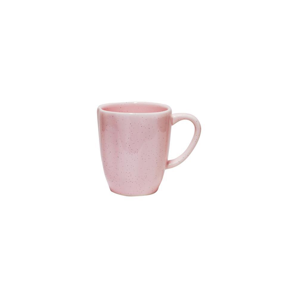 Manhattan Comfort RYO 14.20 oz. Pink Porcelain Mugs (Set of 6) was $69.99 now $37.7 (46.0% off)