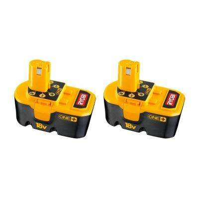 18-Volt Battery (2-Pack)