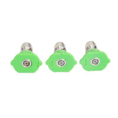 1/4 in. 25 Pressure Washer Spray Nozzle Tips (3-Pack)