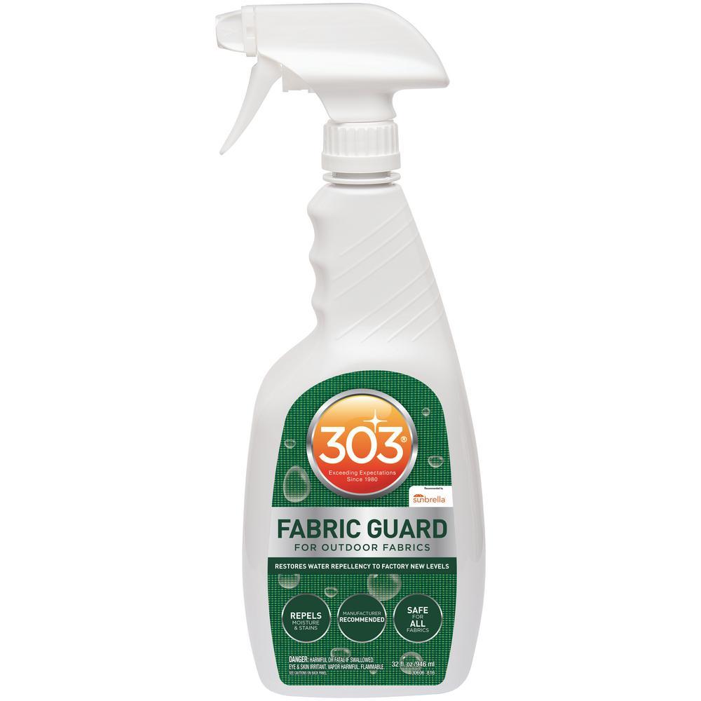 303 Protectant 32 fl. oz. Fabric Guard Spray from $33.25 - Nextag