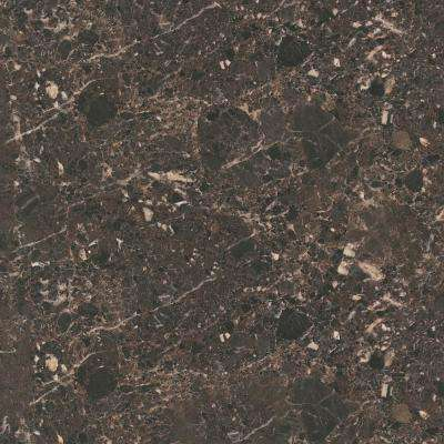60 in. x 144 in. Laminate Sheet in Breccia Nouvelle with Premium Quarry Finish