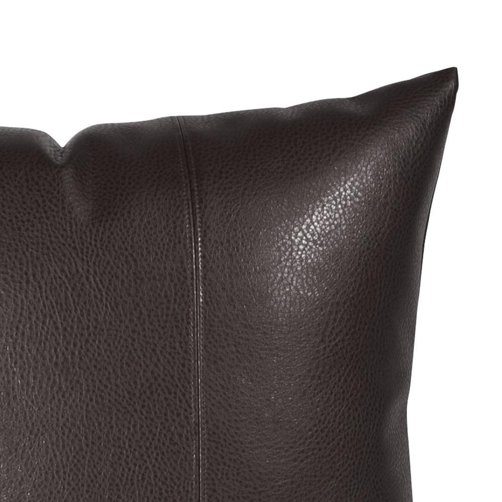 Avanti Black 20 in. x 20 in. Pillow