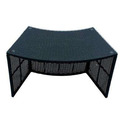 Bar Table Round Spa Surround Furniture
