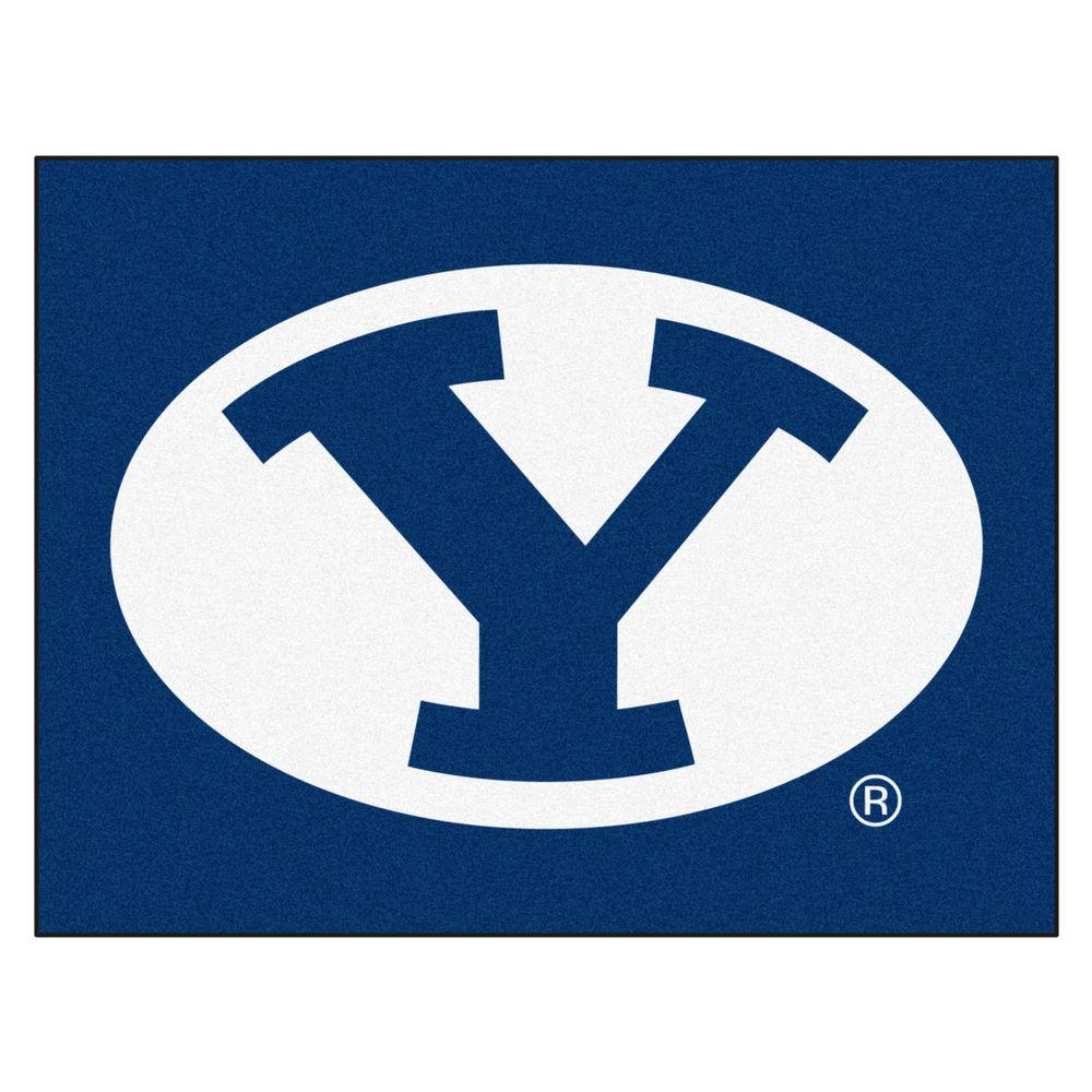 Brigham Young University 2 ft. 10 in. x 3 ft. 9