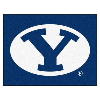 Brigham Young University 3 ft. x 4 ft. All-Star Rug