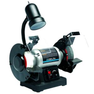 Click here to buy Delta 6 inch Variable Speed Bench Grinder by Delta.