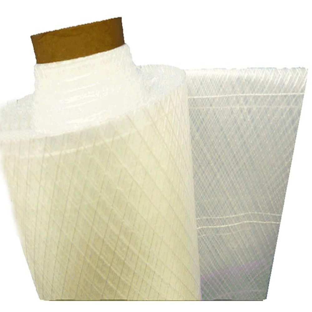 Americover 20 ft. x 100 ft. 6 mil Fire Retardant String Reinforced Polyethylene Construction Film