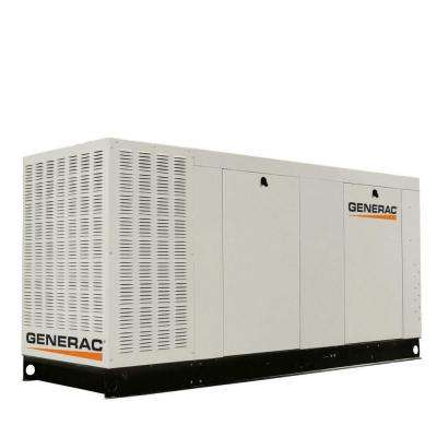 100,000-Watt Liquid-Cooled Standby Generator