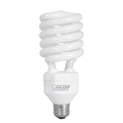 150-Watt Equivalent Daylight (6500K) Spiral CFL Light Bulb