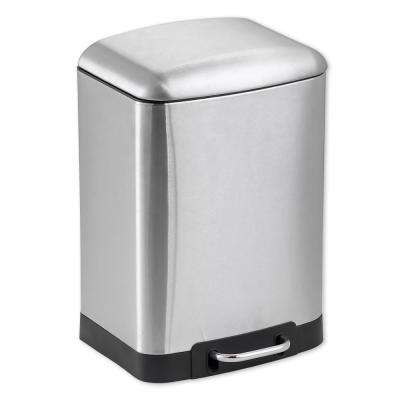 3.17 Gal. Stainless Steel Soft Close Trash Can