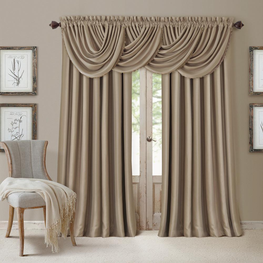 Elrene All Seasons Blackout Window Curtain