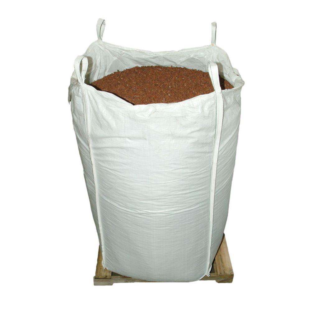 Vigoro 76.9 cu. ft. Cedar Red Rubber Mulch