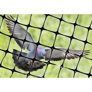 Bird X 100 Ft X 14 Ft Structural Bird Netting Net Str