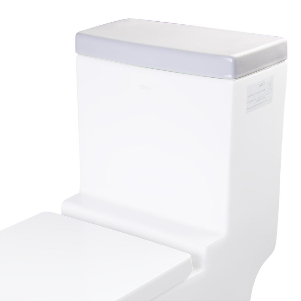 R-326LID Toilet Tank Cover in White