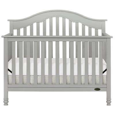 Charlotte Grey 5-In-1 Convertible Crib