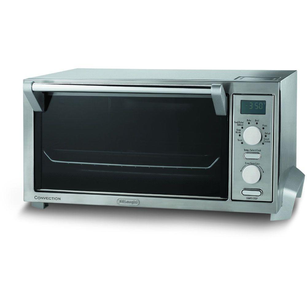 DeLonghi 0.5 cu. ft. Digital Convection Toaster Oven