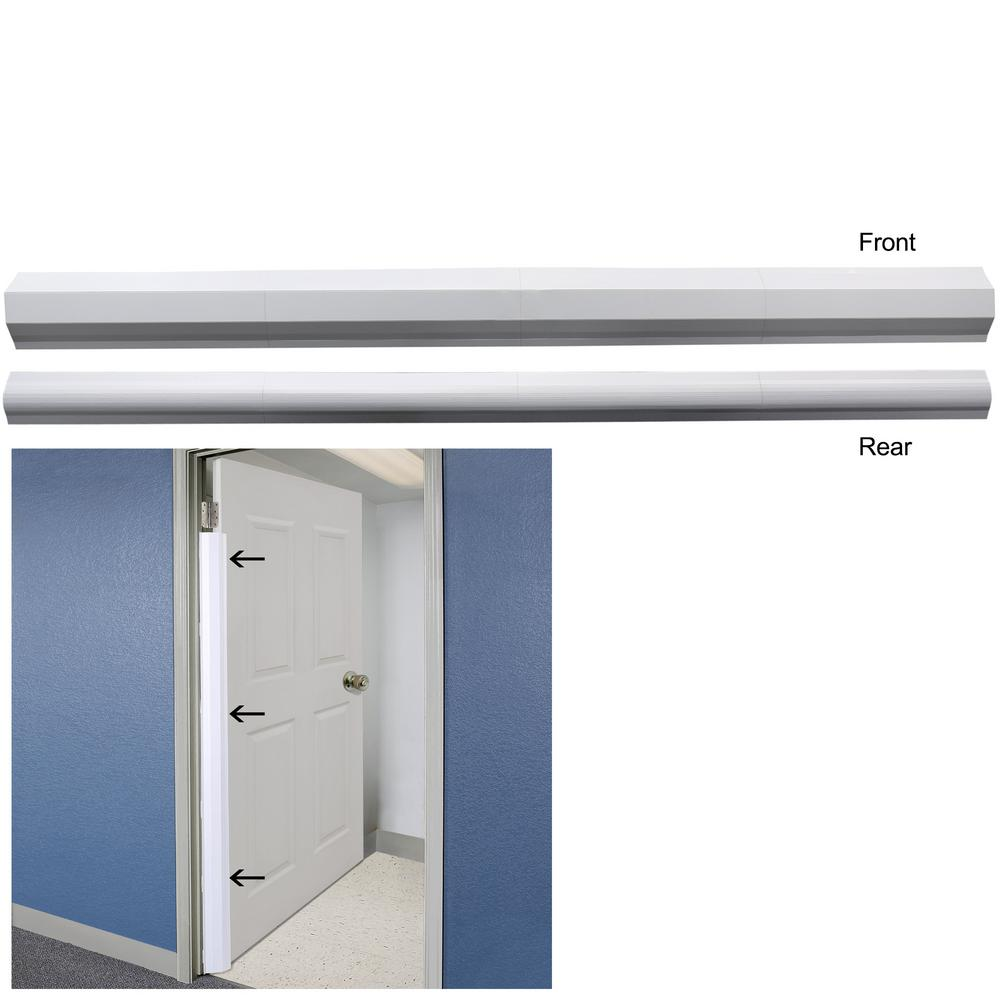 PINCH-NOT Home Shield for 90° Doors Set - Guard for Door Finger Child  sc 1 st  Home Depot & PINCH-NOT Home Shield for 90° Doors Set - Guard for Door Finger ...