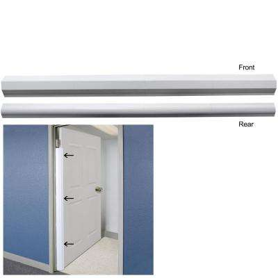 Home Shield for 90° Doors Set - Guard for Door Finger Child Safety
