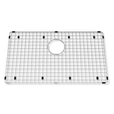 Prevoir 26 in. x 15 in. Kitchen Sink Grid in Stainless Steel