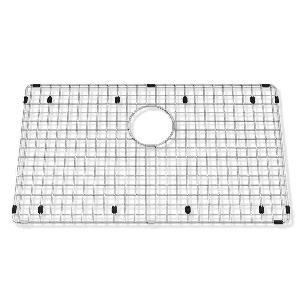 American Standard Prevoir 26 in. x 15 in. Kitchen Sink Grid in Stainless  Steel