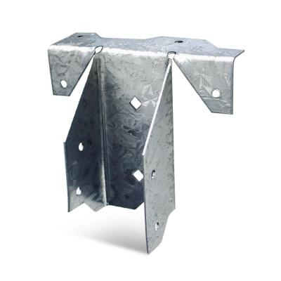 RR Galvanized Ridge Rafter Connector for 2x6 Nominal Lumber