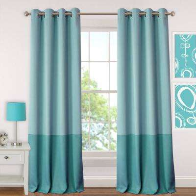 Beautiful Green - Curtains & Drapes - Window Treatments - The Home Depot FY35