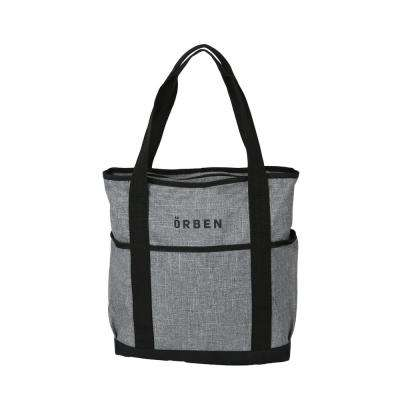 Skyler Grey Tote Heather