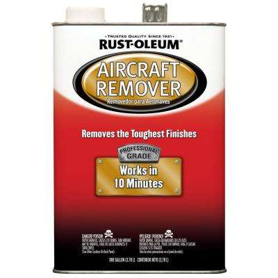 1 gal. Aircraft Remover (Case of 2)