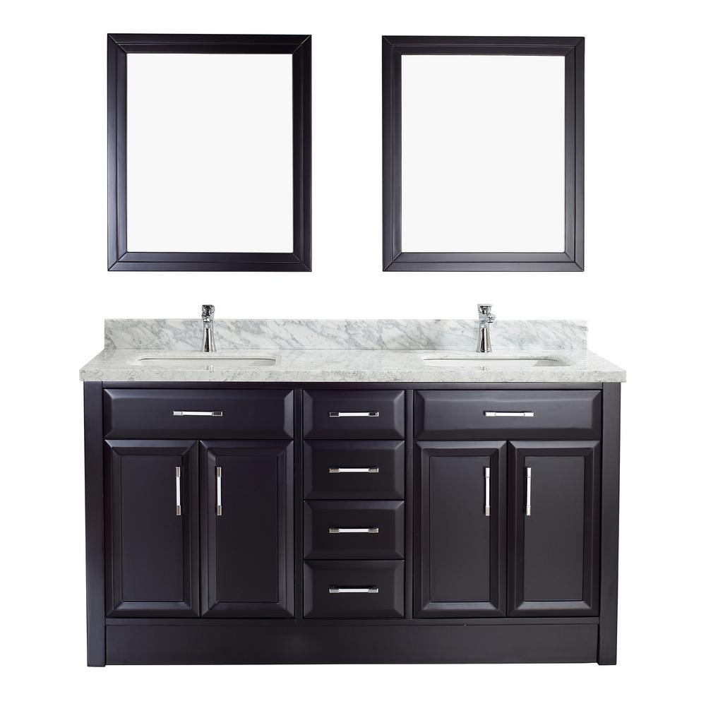 New Bathroom Base Cabinets with Drawers