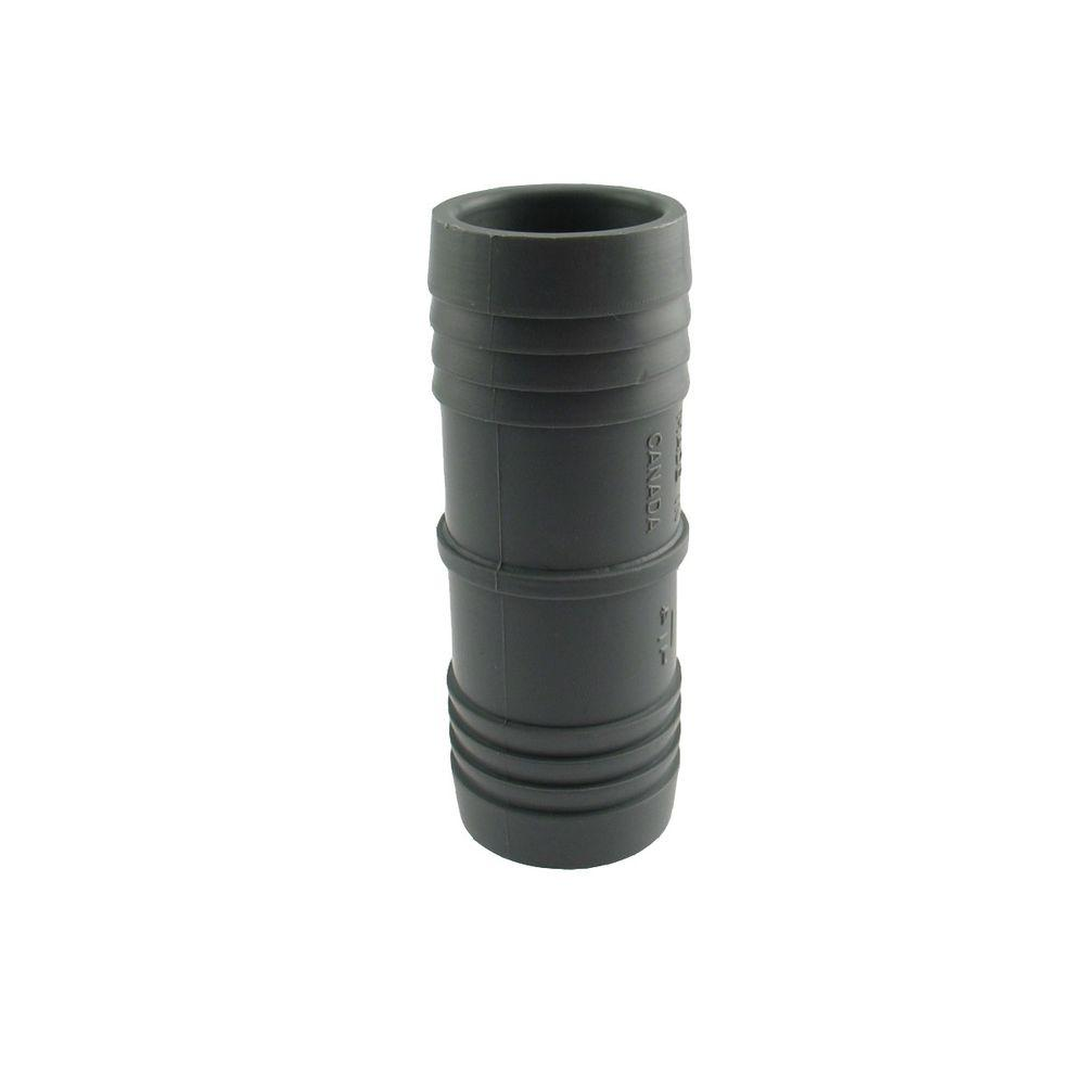 Everbilt 1-1/4 in. Plastic Insert Coupling