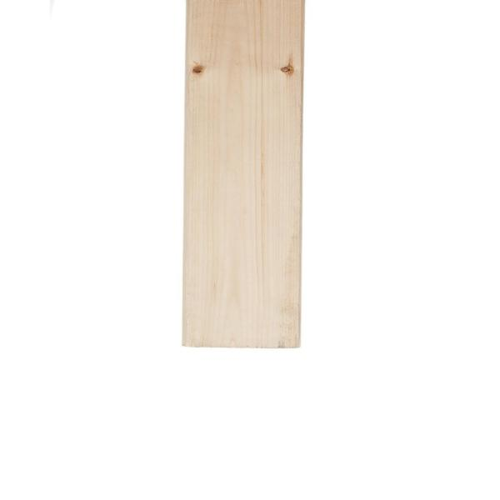 2 in. x 4 in. x 92.625 in. Premium Kiln Dried Whitewood Stud