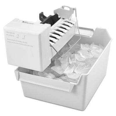 9 in. 3 lbs. EZ Connect Ice Maker Installation Kit in White Fdi S Ice Maker Frigidaire Wiring Diagrams on