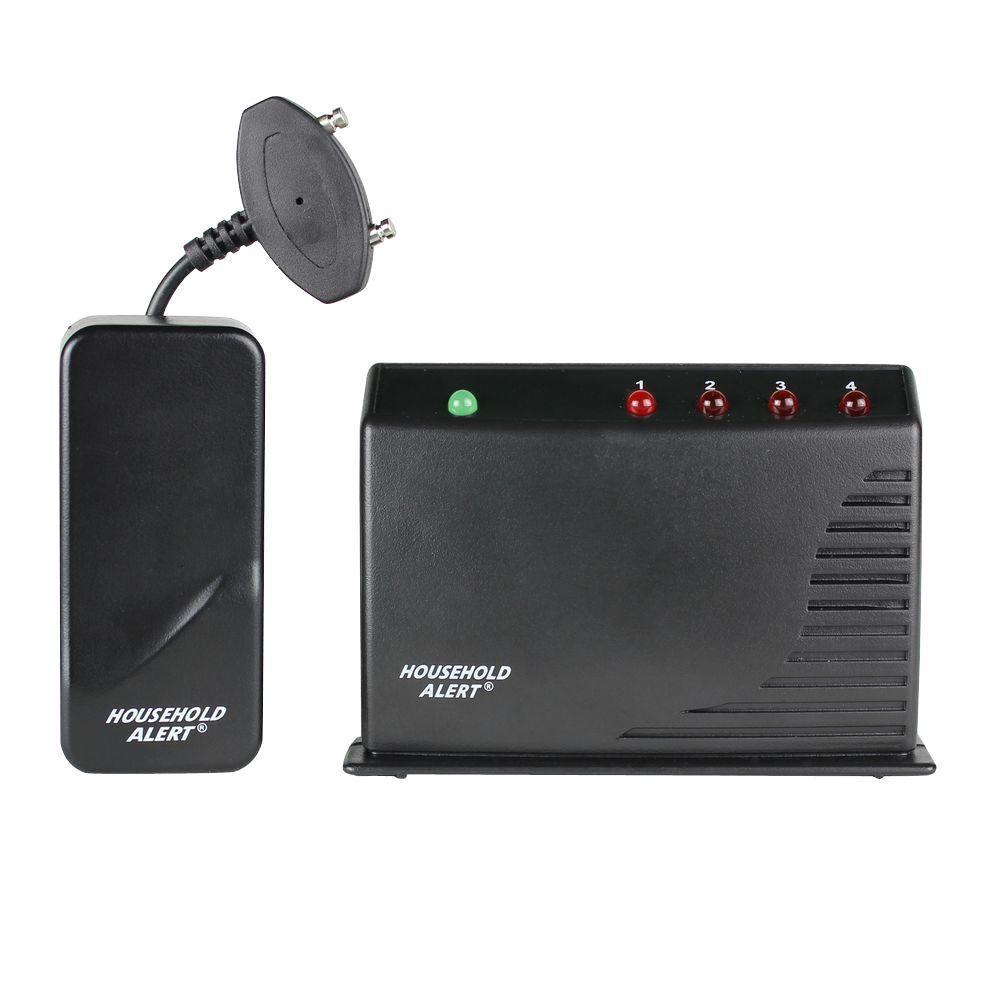 Wireless Water Alarm and Alert Set