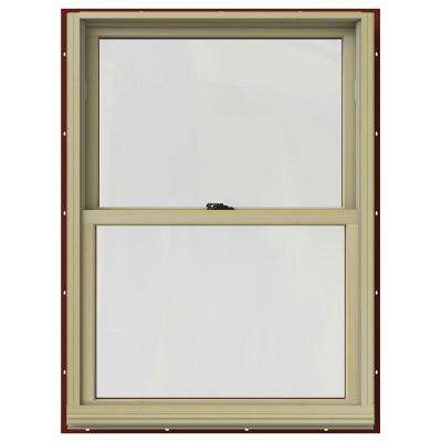 34.125 in. x 36.75 in. W-2500 Double Hung Clad Wood Window