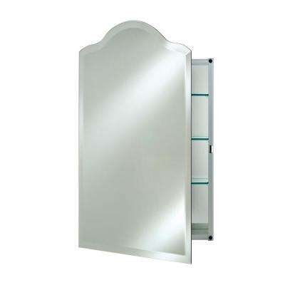 Specialty 20 in. x 35 in. Recessed Medicine Cabinet