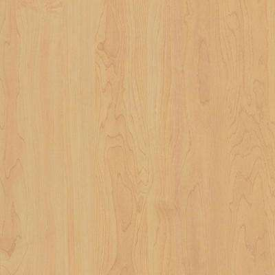 5 ft. x 10 ft. Laminate Sheet in Kensington Maple with Standard Matte