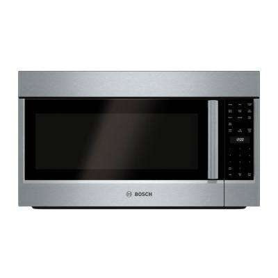 500 Series 30 in. 2.1 cu. ft. Over the Range Microwave in Stainless Steel