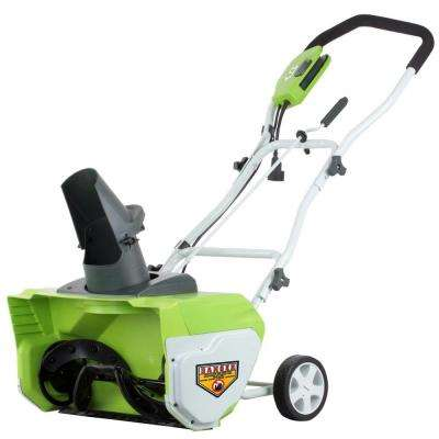 20 in. 12 Amp Corded Electric Snow Blower