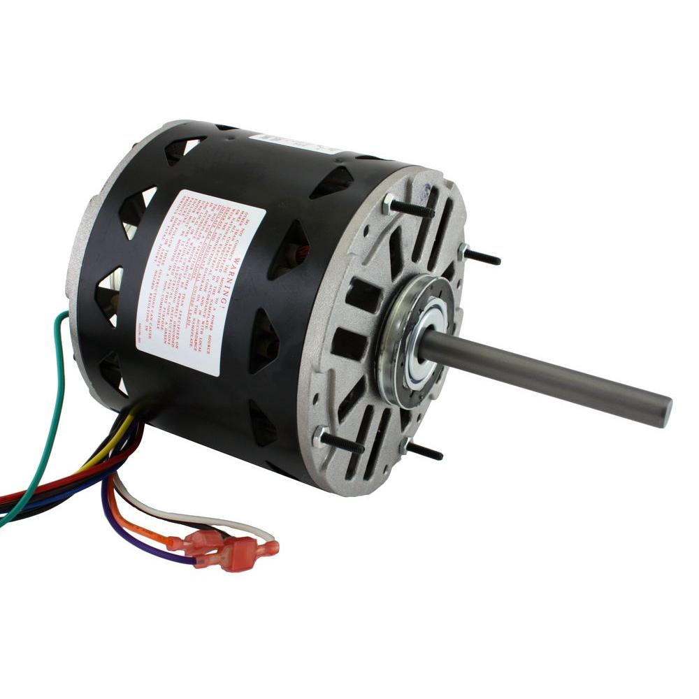Century 1/2 HP Speed, Blower Motor-D1056 - The Home Depot