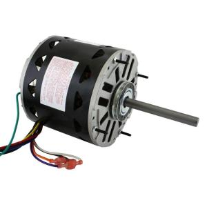 Century 1 2 Hp Speed Blower Motor D1056 The Home Depot