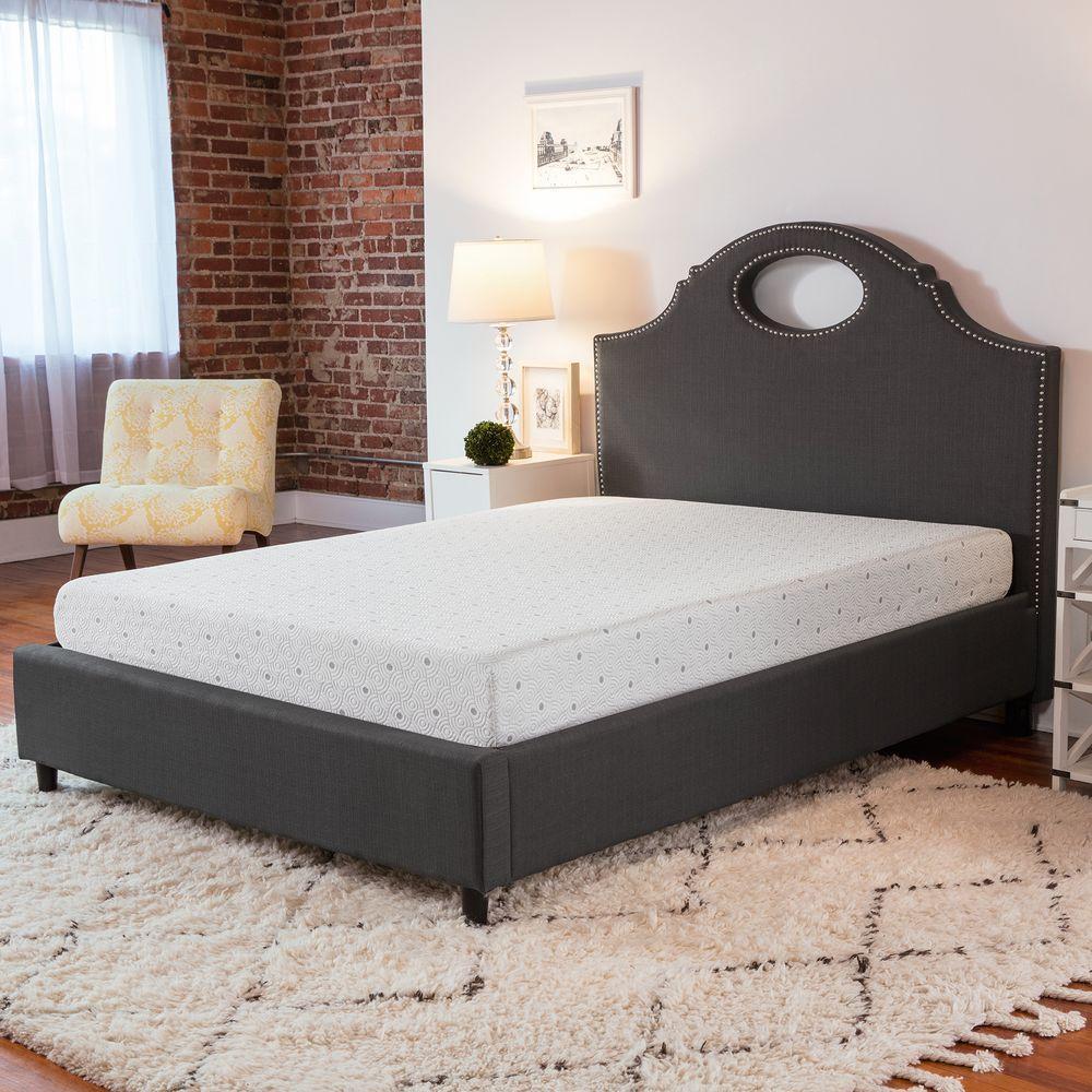 firm twin memory foam mattress