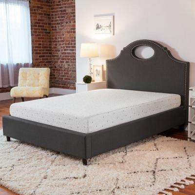 Supreme 8 in. Firm Twin Memory Foam Mattress