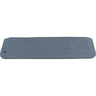 1.25 in. H x 42 in. W Recycled Polymer Granite Grey Threshold Wheelchair Ramp