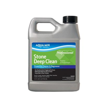 Aqua Mix 1 Qt. Stone Deep Clean