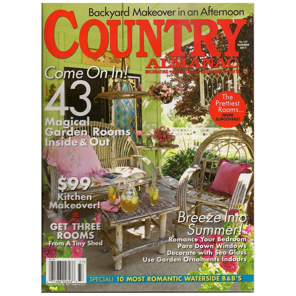 Country Almanac Magazine-02626 - The Home Depot