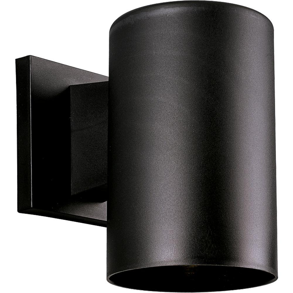Progress Lighting 1 Light Black Outdoor Wall Lantern P5712