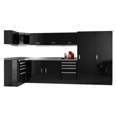Delicieux Select Series 75 In. H X 192 In. W X 22 In. D