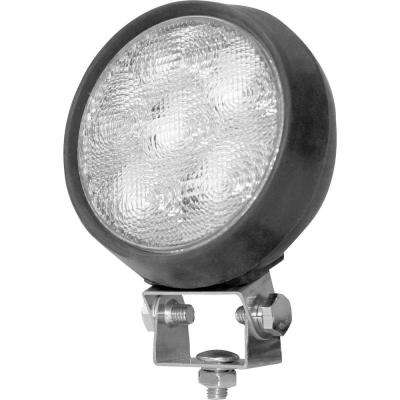 5 in. Clear Sealed Rubber Flood Light